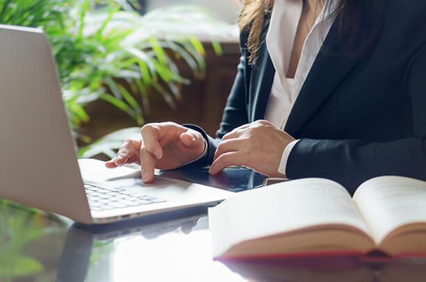 Legal editing service